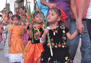 Future Zapotec leaders on the Isthmus of Tehuantepec (Photo by Avi Dolgin on Flickr, Creative Commons license)
