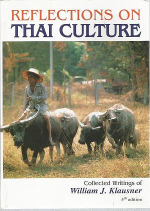 The cover of one of the books on rural Thailand by William Klausner