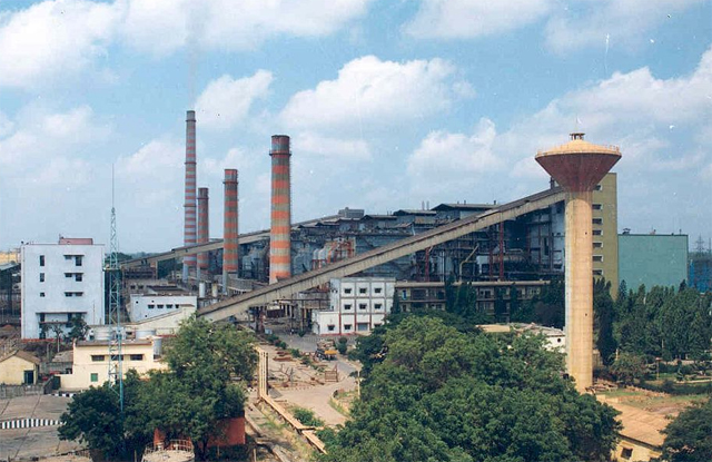 A thermal power station in Tamil Nadu