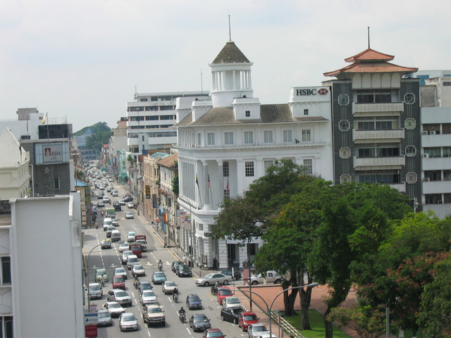 The center of Ipoh