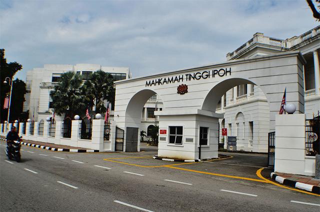 The High Court of Perak in Ipoh