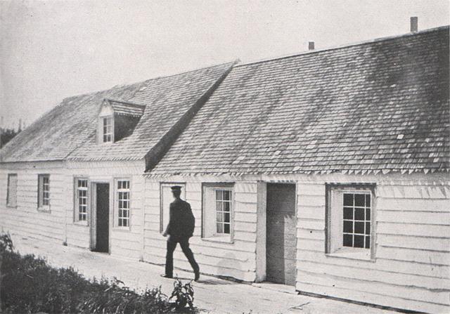 A fur trader in Rigolet in 1911
