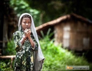 A Batek woman
