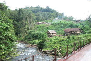 A Semai village in Gopeng