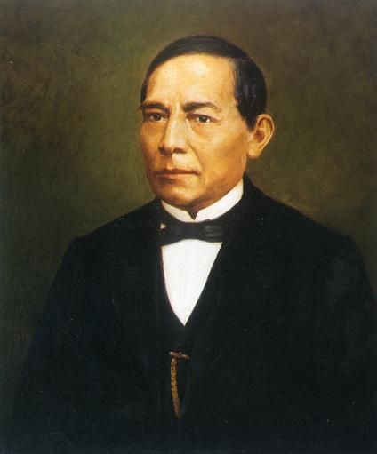 Benito Juarez, President of Mexico, 1858 - 1872