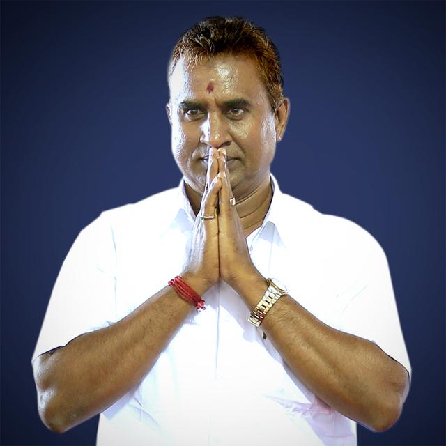 S. P. Velumani, Minister of Municipal Administration and Rural Development for Tamil Nadu