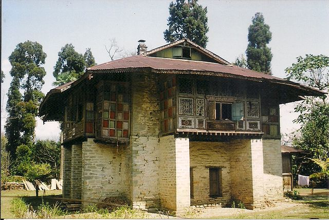 The Heritage House near Rinchenpong, Sikkim