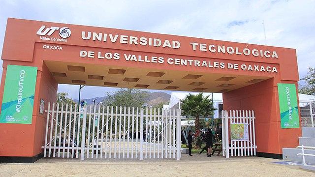 Oaxaca's Universidad Tecnológica