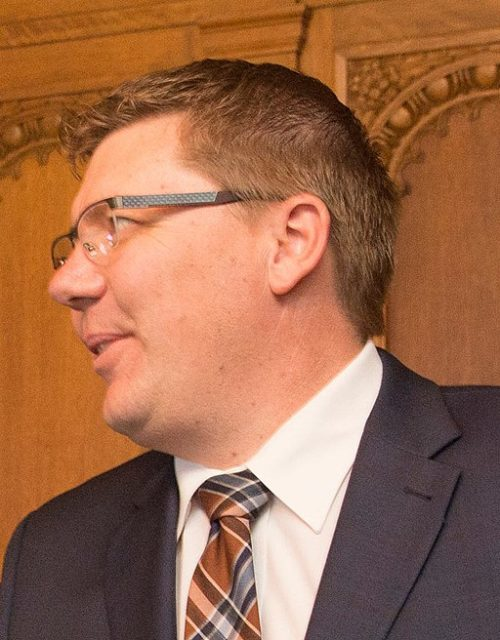 Premier Scott Moe of Saskatchewan